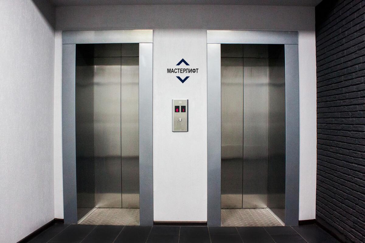 применения  электроприводного лифта