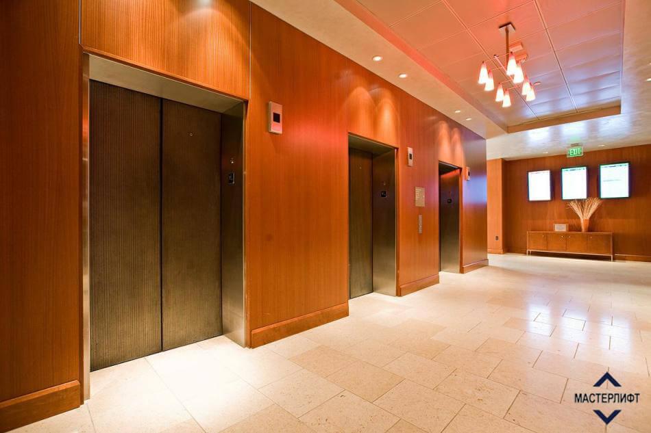 Электроприводные лифты